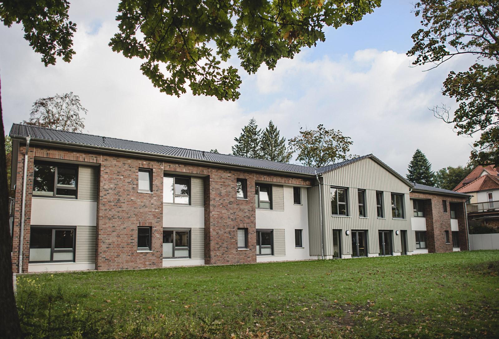 Das Wohnheim Winsener Straße Lebenshilfe Soltau Ev